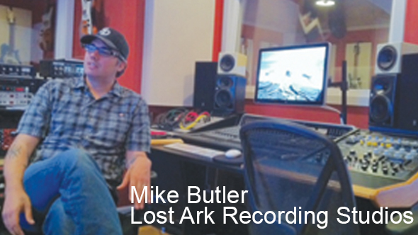 Mike Butler, Lost Ark Studios