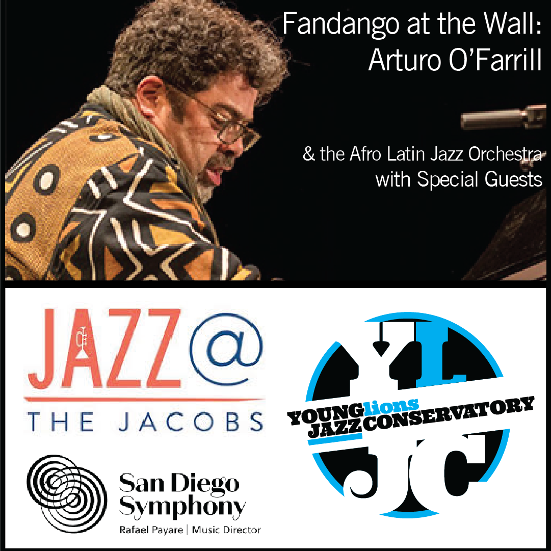 YLJC Open for Jazz @ The Jacobs – Arutro O'Farrill