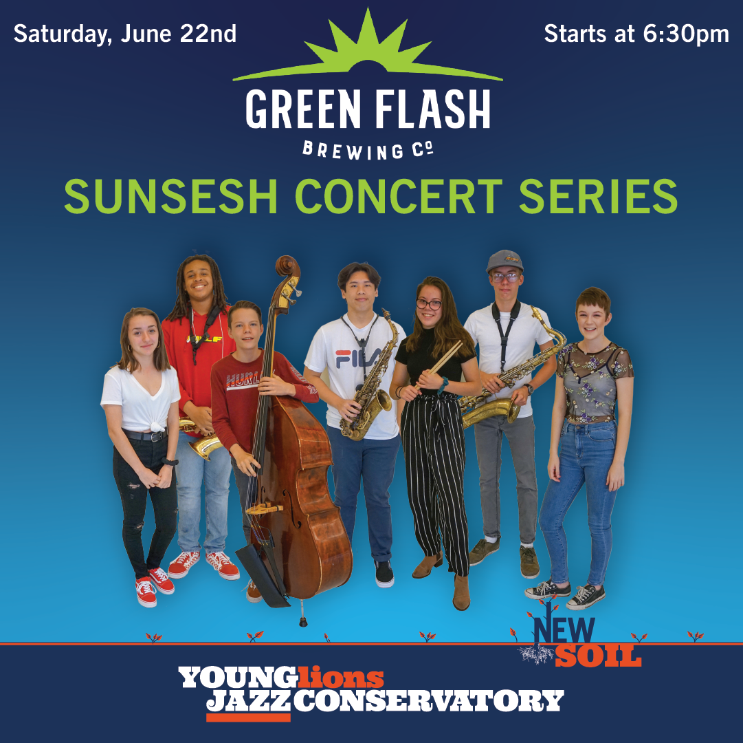 New Soil Ensemble Plays SUNSESH @ Green Flash Brewery