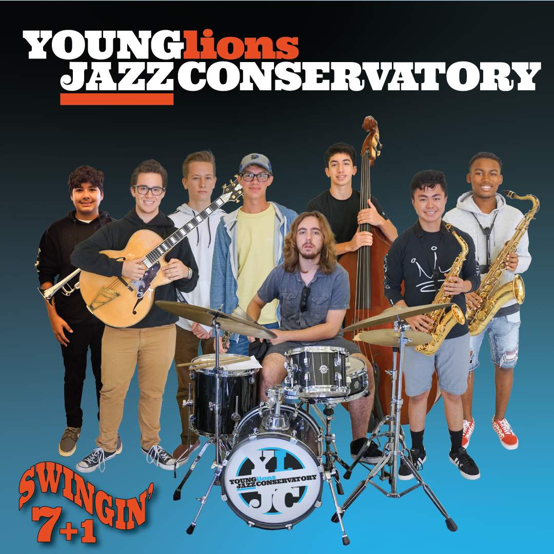 Young Lions Series Presented By Gilbert Castellanos – Swingin' 7+1
