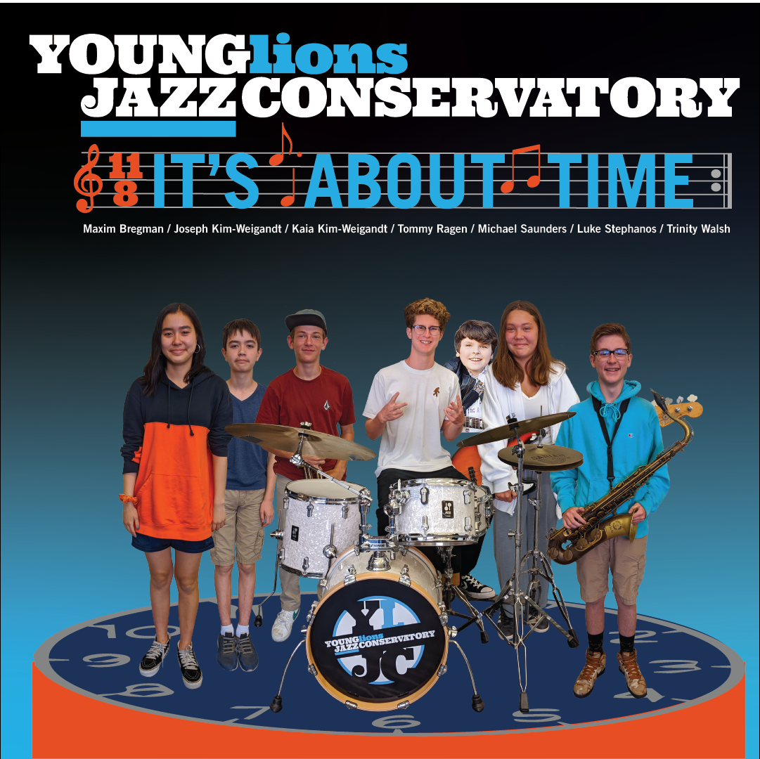 Young Lions Series Presented By Gilbert Castellanos – It's About Time Ensemble