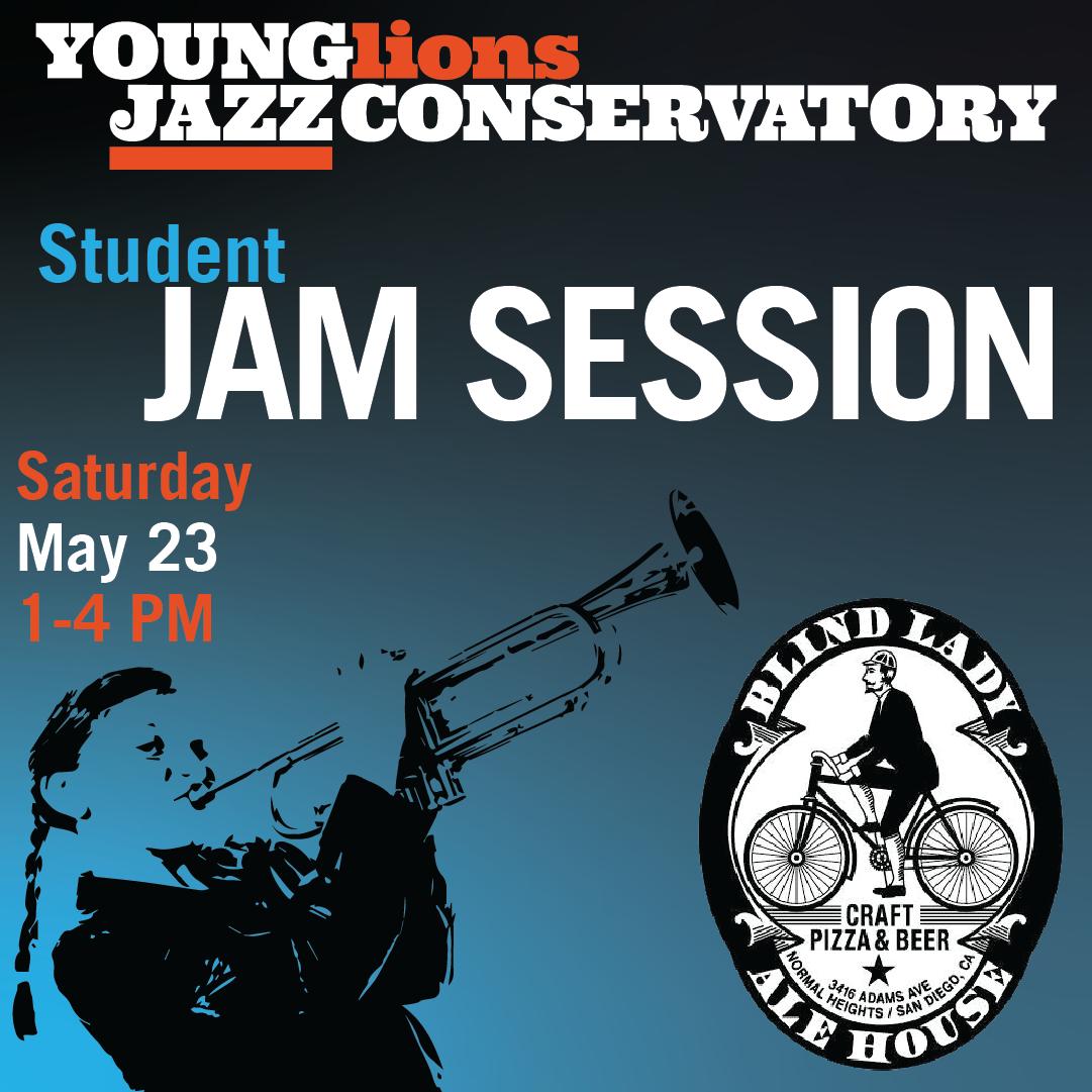 Student Jam Session at BLAH