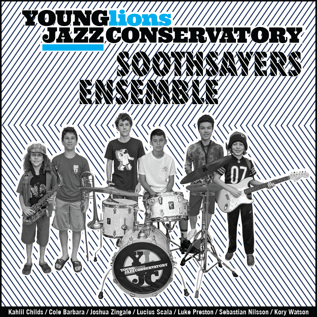 Young Lions Series Presented By Gilbert Castellanos – Soothsayers Ensemble