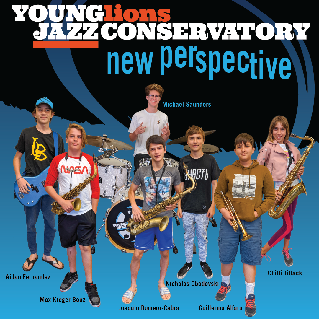 Young Lions Series Presented By Gilbert Castellanos – New Perspective Ensemble
